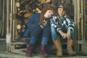 Little-boys-in-woodshed-winter-fashion